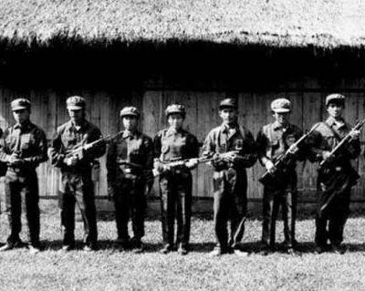 H 29 - LA GUÉRILLA COMMUNISTE DANS LE NORD-EST DE LA THAÏLANDE (ISAN) DU 7 AOÛT 1965 AU 23 AVRIL 1980.  LA FIN.