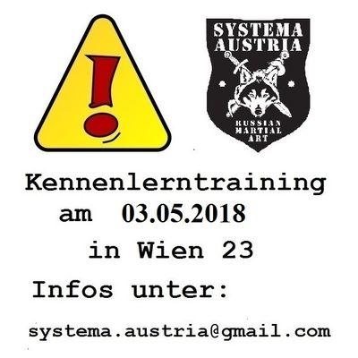 Die aktuelle SYSTEMA Austria Webseite