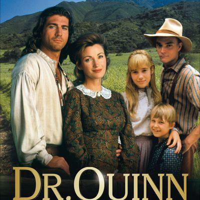 Dr Quinn Femme Médecin - Intégrale - Série