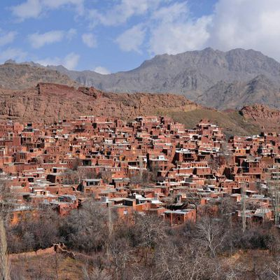 Iran : Abyaneh