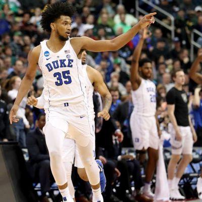 March Madness : Duke l'emporte contre Rhode Island