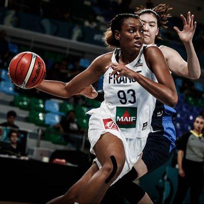 Diandra Tchatchouang : «On avait à coeur de trouver nos repères dans cette compétition»