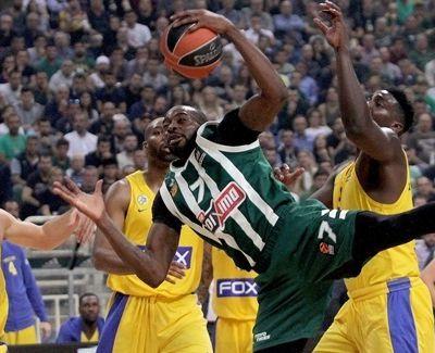 Stéphane Lasme (Panathinaikos Athènes) : «J'ai l'impression de ne jamais être parti»