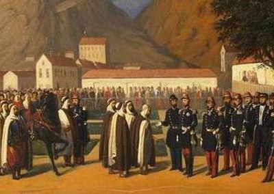 « La France n'a pas colonisé l'Algérie. Elle l'a fondée »