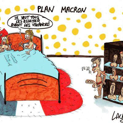 plan macron...