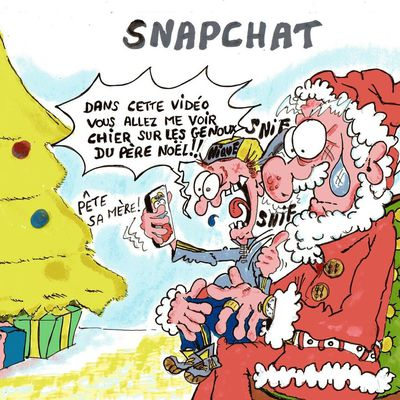 snap chiotte