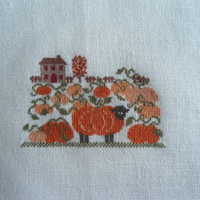 Broderies pour HALLOWEEN