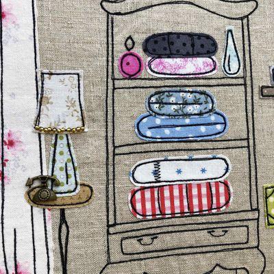 Mon armoire à linge