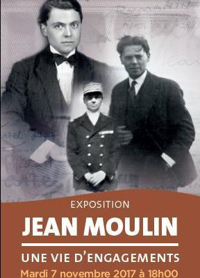 Exposition JEAN MOULIN