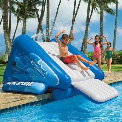 How To Choose An Inflatable Water Park