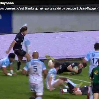 "Les ""All Blacks"" à Jean Dauger"