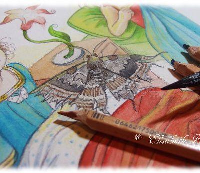 Illustration pour un livre pour enfants