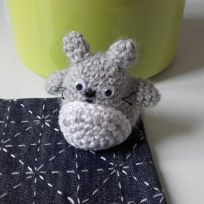 Crochet : Totoro