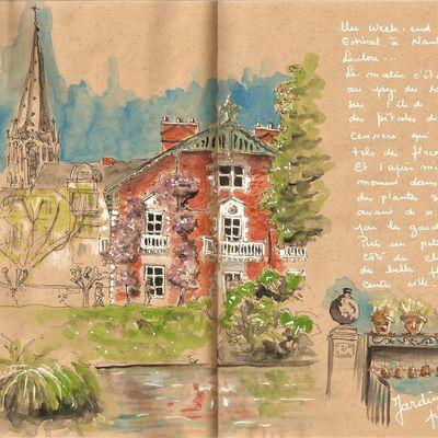 Jardin des plantes... Nantes