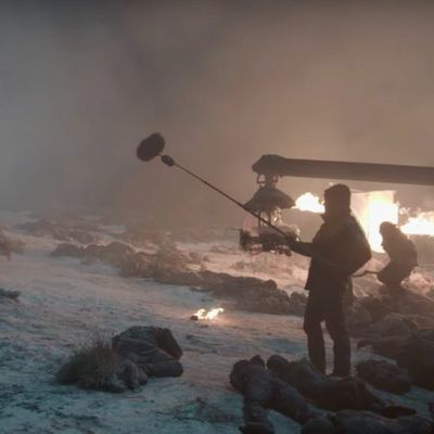 Game of Thrones - The Long Night - Le making-of