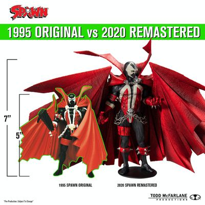 "Spawn - La figurine ""remastered"""