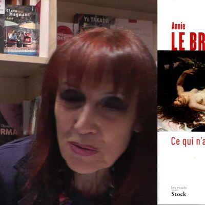 Annie Le Brun : Ce qui n'a pas de prix
