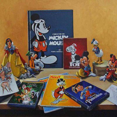 Walt Disney, un génie entouré de génies.