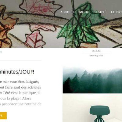 Votre site Elixir Du Style se fait une beauté !