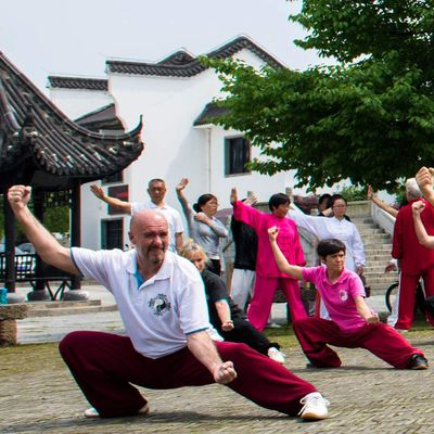 Stage Taiji Quan du style Chen