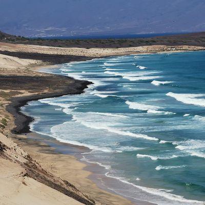 Ma découverte du Cap Vert ... (Jour 3 Praïa)
