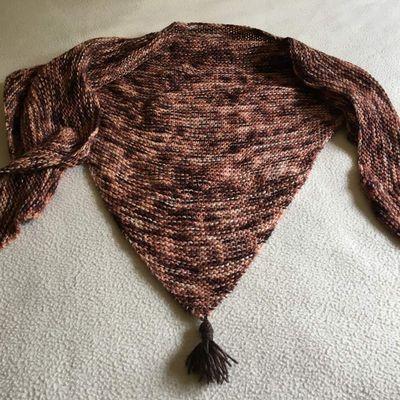petits et gands tricots par temps frais....