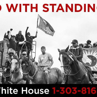 Standing Rock Pipe Line