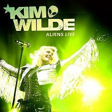 Kim Wilde Aliens Live disponible sur le site Amazon France