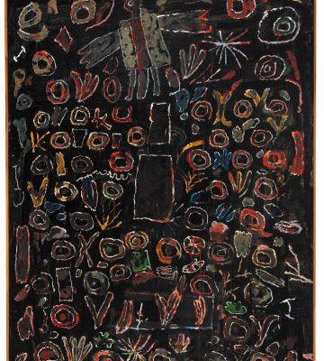 La peinture de René Moreu