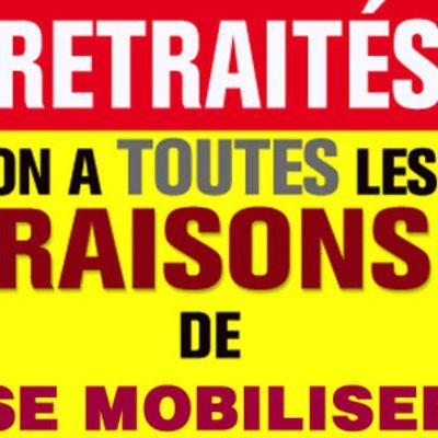 Avec la CGT, exigeons une  VRAIE RETRAITE UNIVERSELLE : celle Conseil National de la Résistance !