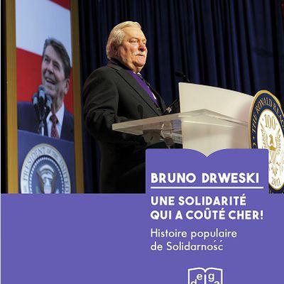 La POLOGNE de l'espérance autogestionnaire à la SAUVAGERIE capitaliste - ENTRETIEN avec Bruno DREWSKI