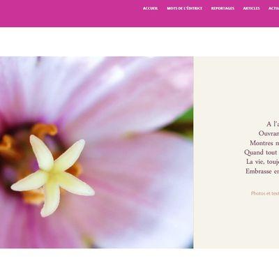 Rose le webzine du féminin sacré - n° septembre