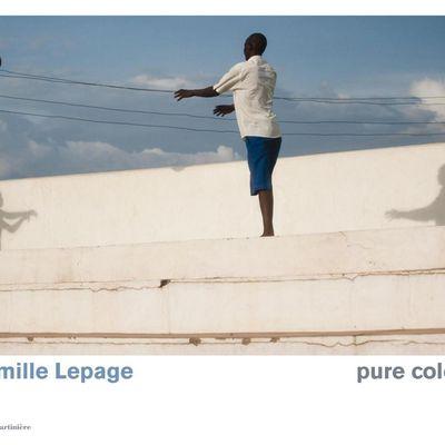 PURE COLÈRE, de Camille Lepage