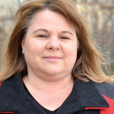 Céline VINAUGER, candidate PCF sur la 1ère circonscription