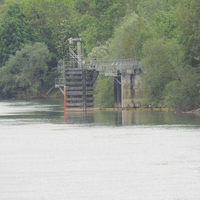 Incendie à Meaux près du site SEVESO BASF: quels risques pour les captages d'eau dans la Marne de Meaux et Annet sur Marne?
