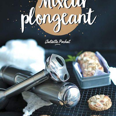 """Mon prochain livre à paraître le 3 mai : """" Mixeur Plongeant """" { aux Editions La Plage }"""