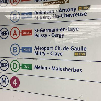 Peu ou pas de perturbation sur le RER B ce matin !