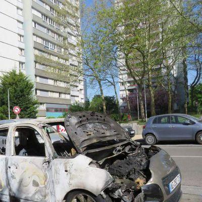 Bagnolet-Capsulerie: fusillades et incendies de voitures, ras-le-bol