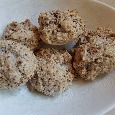 Petits gâteaux au chocolat   -  Schokobusserl