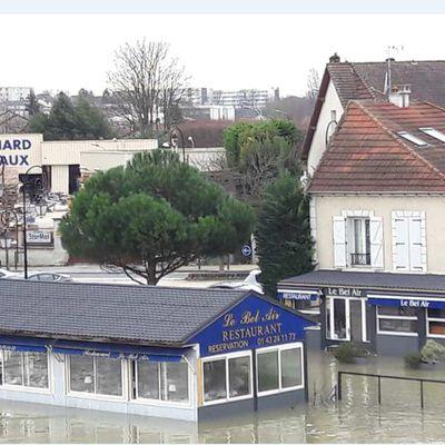 Inondations de la Marne