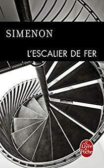 L'escalier de fer Georges Simenon