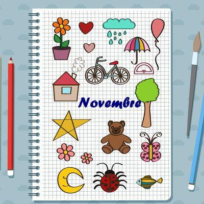 CR de la réunion de novembre