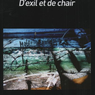 D'EXIL ET DE CHAIR d'Anne-Catherine Blanc