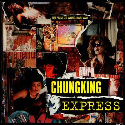 B.O Chungking Express ( Hong -Kong 1994)