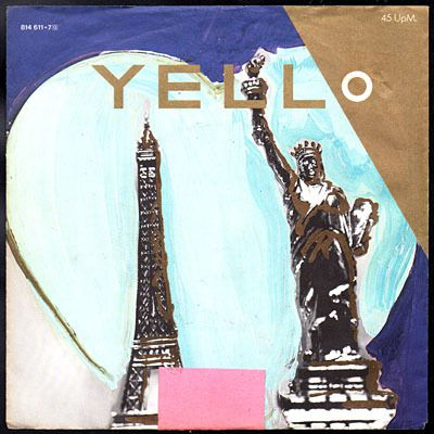 Yello - Lost Again   /  Pumping velvet - 1983