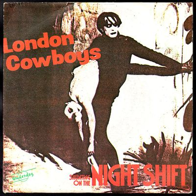 London Cowboys - Shunting on the night shift - 1980