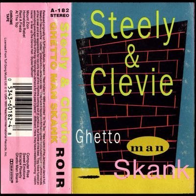 Steely and Clevie - Homeless rebel - 1990