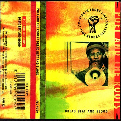 Poet and the roots (LKJ) - dread beat an'blood - 1977