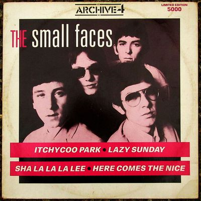 The small Faces - Archive 4 - 1986