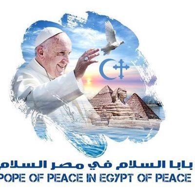 Voyage apostolique du pape en Egypte